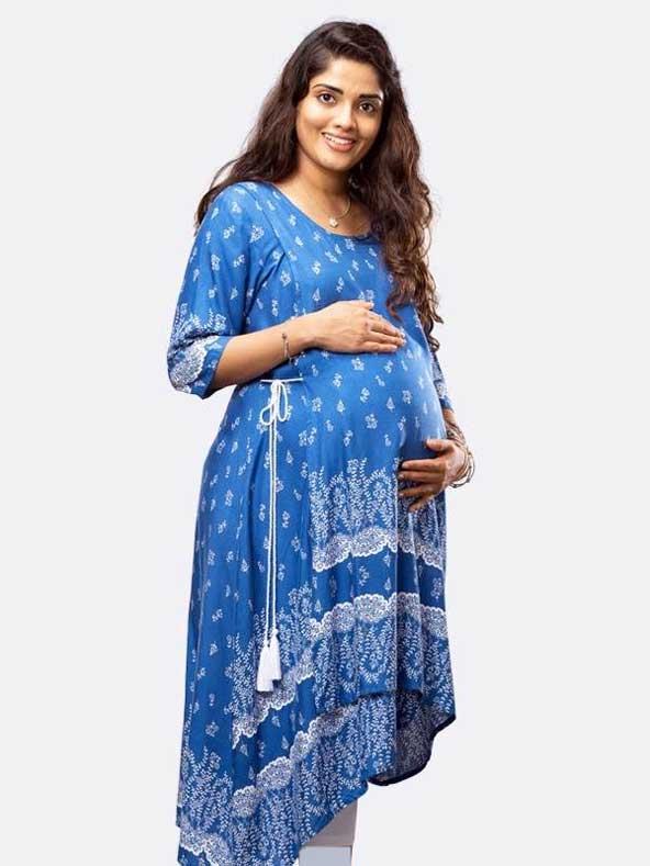 مدل لباس بارداری مجلسی جدید در اینستاگرام