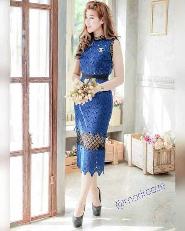 شیک ترین مدل لباس مجلسی زنانه 2019 در اینستاگرام
