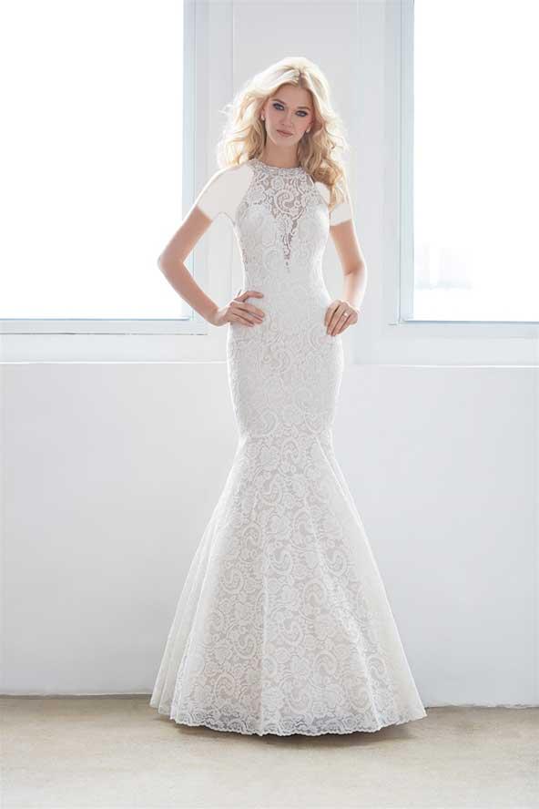 ۳۰ مدل لباس عروس ماهی ۲۰۱۹ جدید فوق العاده جذاب و خوش دوخت
