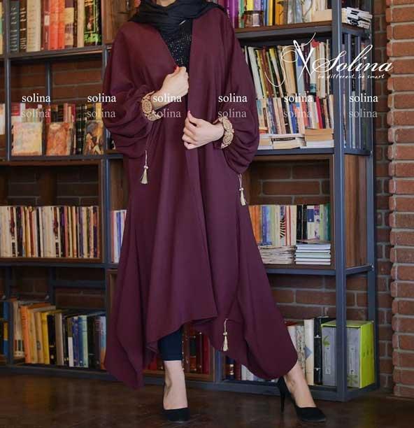مدل مانتو عید نوروز 98 در اینستاگرام