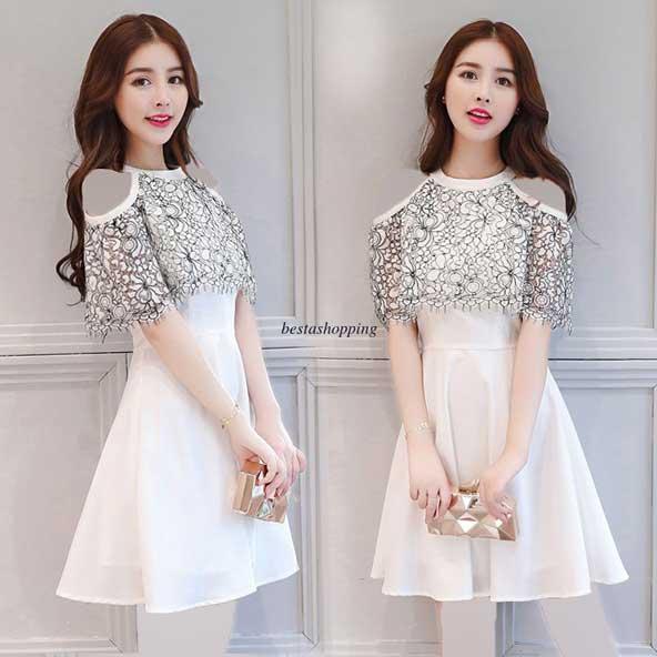 مدل لباس مجلسی جدید کره ای