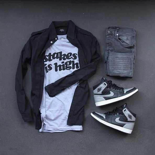 ست مردانه لباس اسپرت جدید 2019