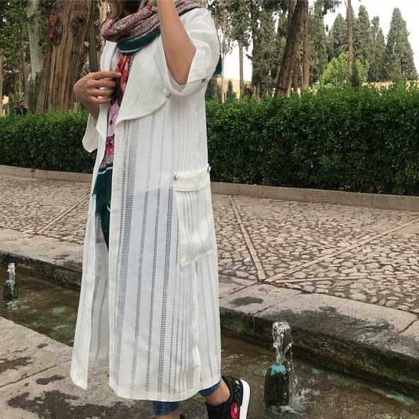 جدیدترین مدل مانتو عید 98 دخترانه