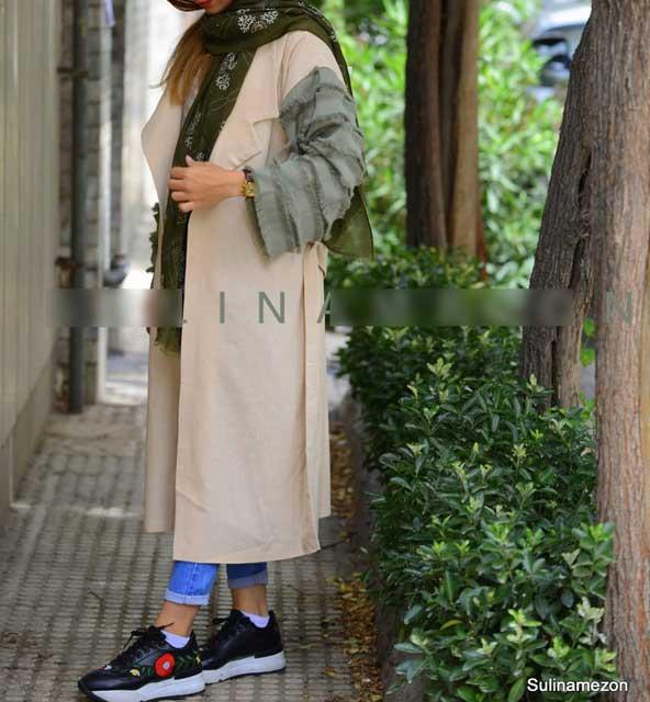 مدل مانتو ترک عید 98