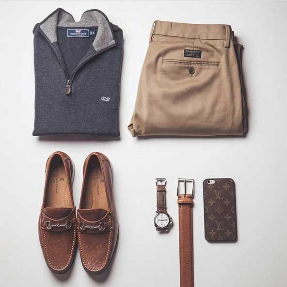 بهترین ست لباس مردانه زمستانی 98
