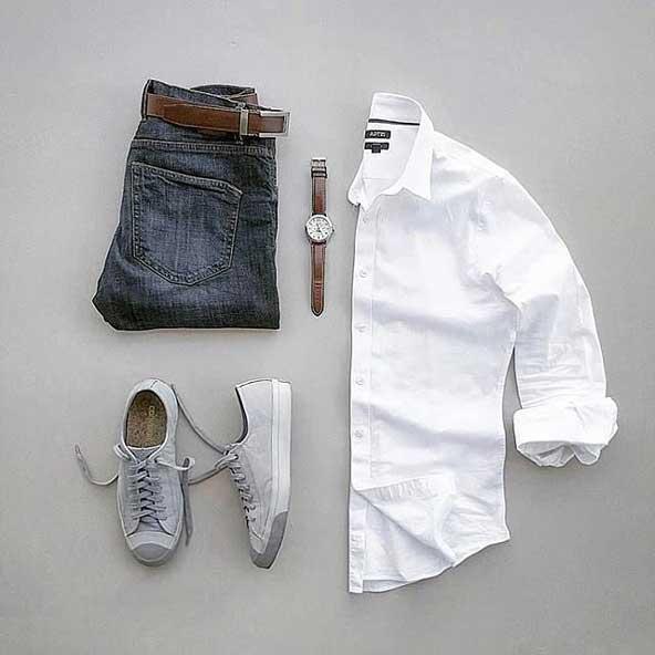 ست لباس مردانه 98