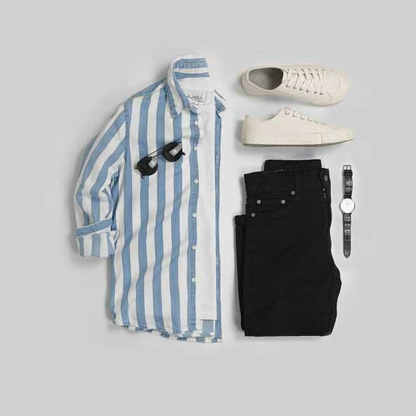 ۴۷ ست لباس مردانه ۲۰۱۹ با استایلهای جذاب برای آقایان لاکچری