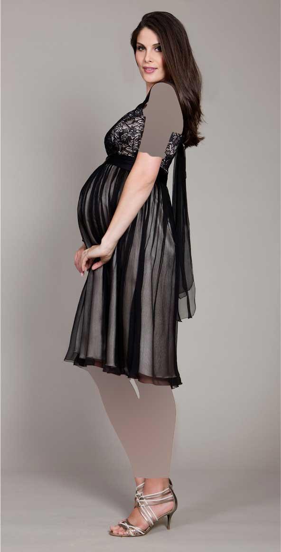 مدل لباس مجلسی حاملگی 2019