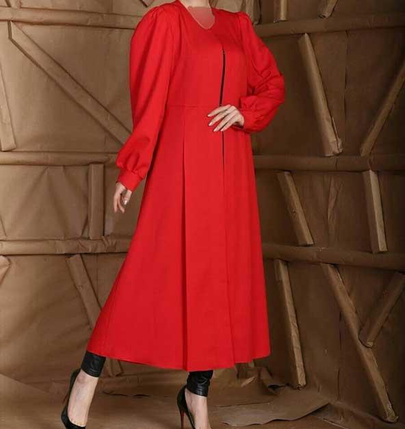 مدل مانتو بلند 98 زنانه جدید