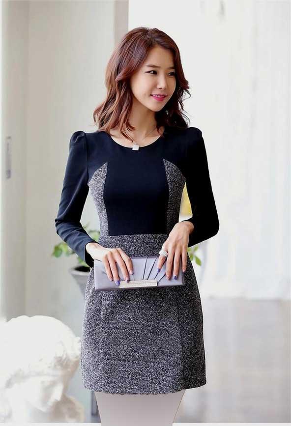 شیک ترین مدل لباس مجلسی کره ای 2019