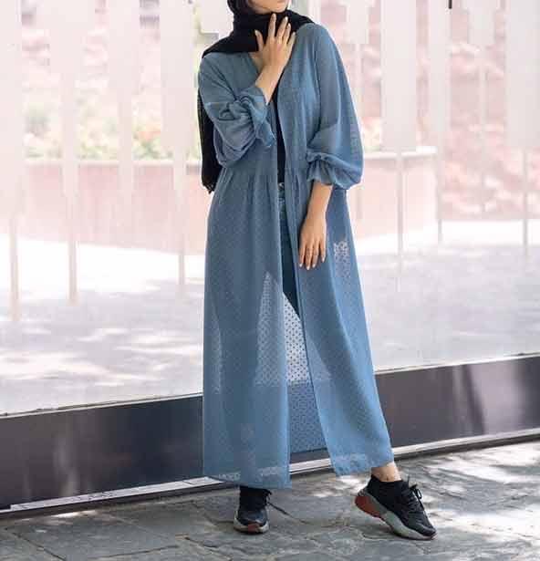 مدل مانتو تابستانی حریر 2019 اینستاگرام