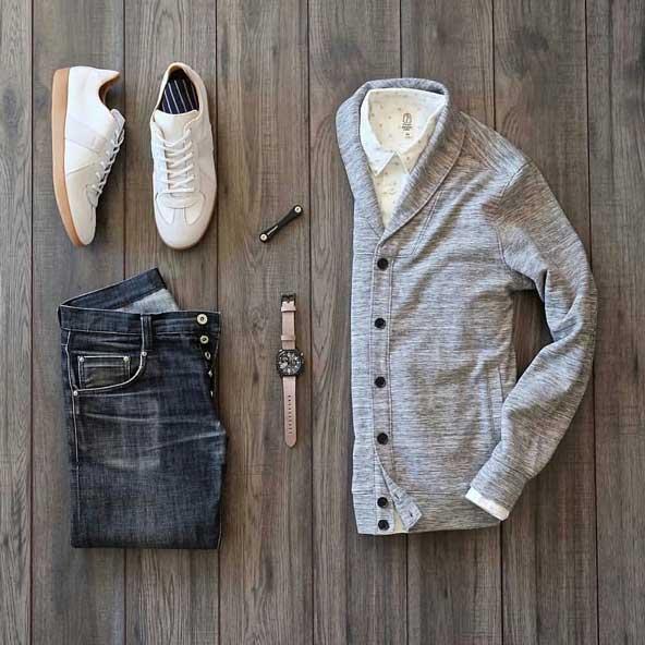 ست لباس مردانه در اینستاگرام