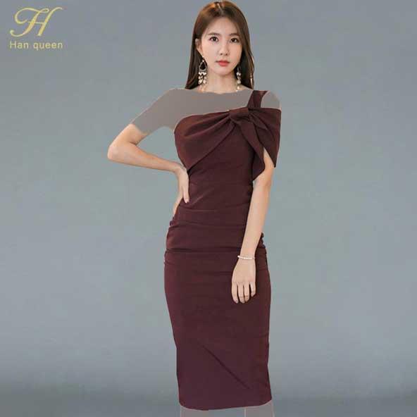مدلهای لباس مجلسی 2019 کره ای با طراحی های جذاب