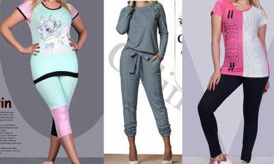 مدل لباس راحتی زنانه 2019