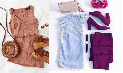 مدل لباس تابستانی نخی 2019