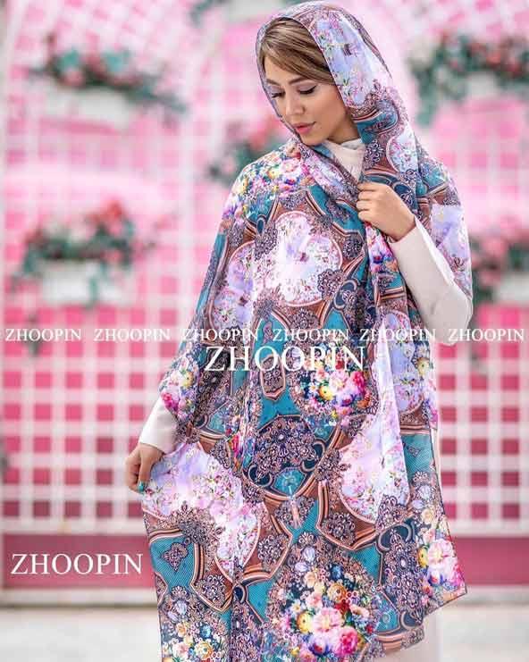 a1d8661cb4d611c560f2f6bcc87e9996 donoghte.com  - ۴۲ مدل شال و روسری جدید دخترانه و زنانه مجلسی و اسپرت نخی ۱۴۰۰