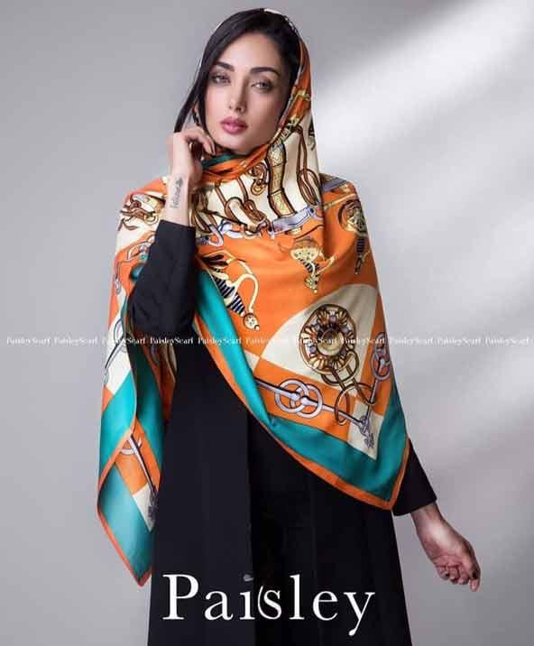 b3dbde41cfd1469117fe9dd922be348f donoghte.com  - ۴۲ مدل شال و روسری جدید دخترانه و زنانه مجلسی و اسپرت نخی ۱۴۰۰