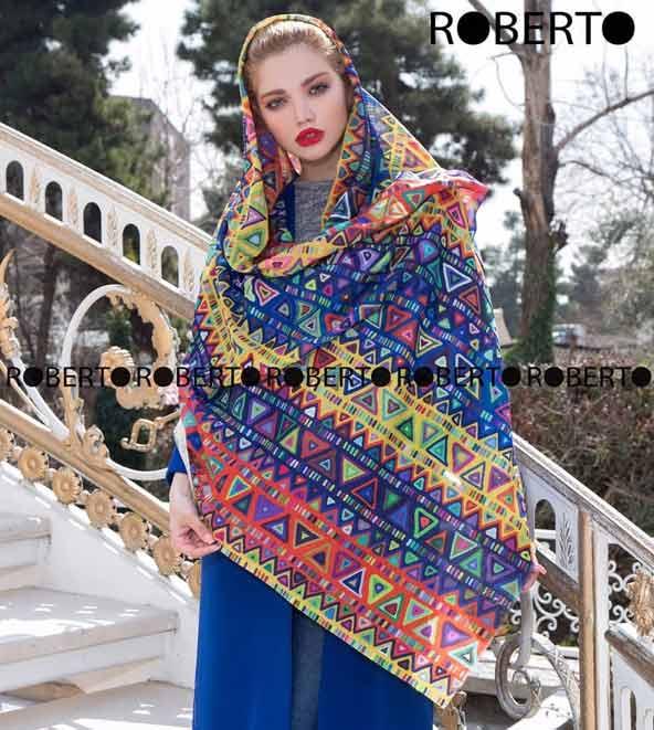 مدل جدید روسری ترکیه ای بسیار زیبای 98