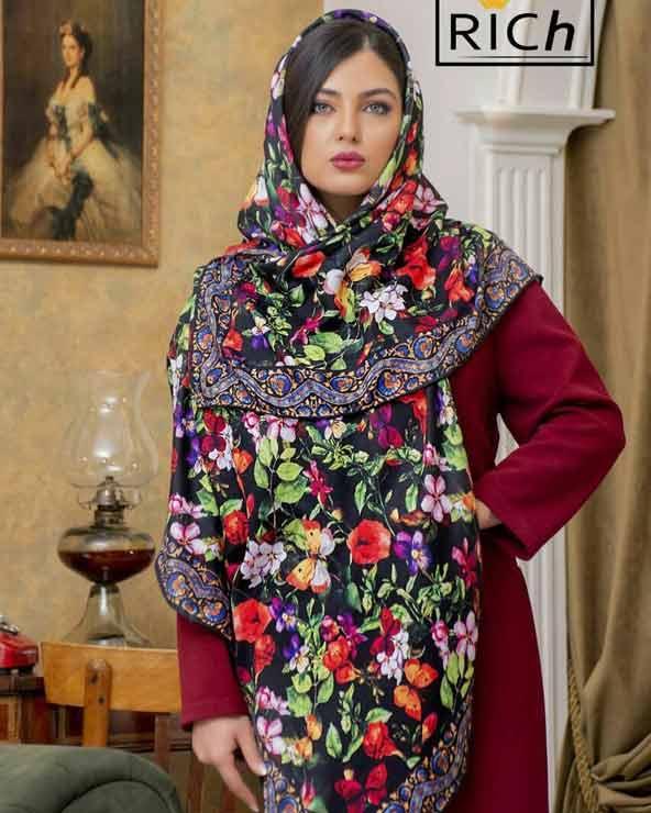 مدل روسری زنانه 98 طرح گوچی جدید