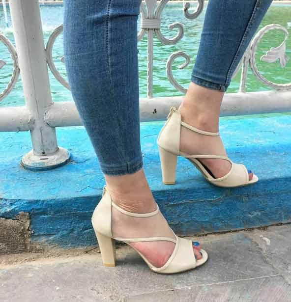 ۵۲ مدل کفش مجلسی زنانه ۹۸ از کالکشنهای جدید وبسیار جذاب ۲۰۱۹