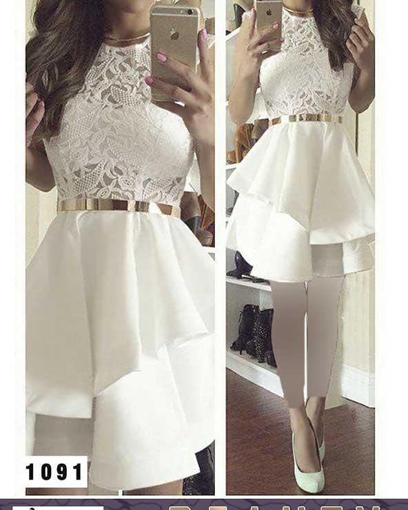مدل لباس بالاتنه گیپور ۲۰۲۰ مجلسی برای دختر خانم های شیک پوش