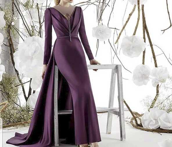 لباس مجلسی بسیار زیبای مدل جدید ۲۰۲۰