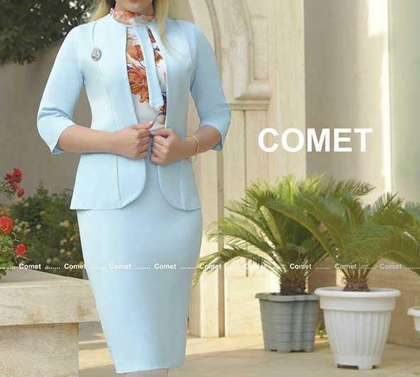 مدل کت دامن زنانه مجلسی فوق العاده شیک ۲۰۲۰
