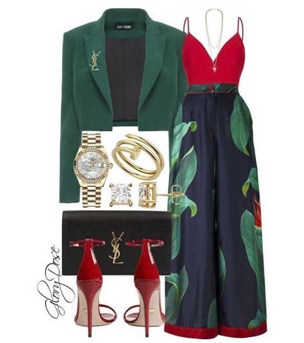 شیکترین مدل لباس زنانه شب یلدا ۹۸
