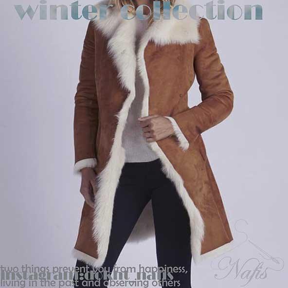 شیکترین مدل پالتو سوییتی خزدار ۲۰۲۰ بسیار گرم زمستانه