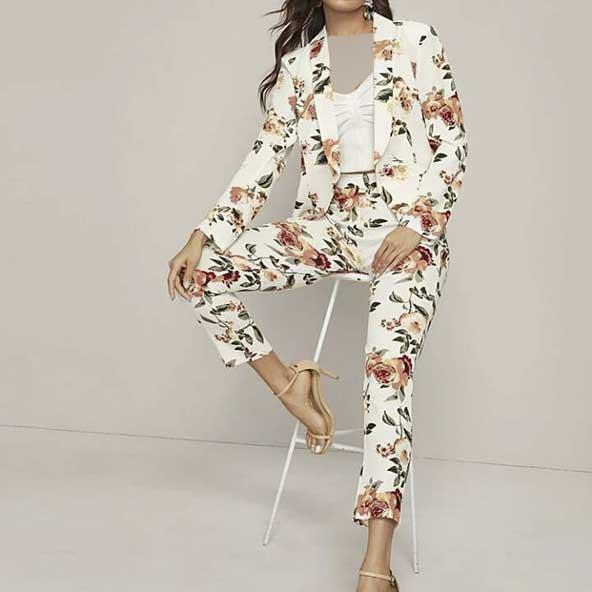 ست گلدار فوق العاده جذاب دخترانه ۲۰۲۱ با تن خوری عالی