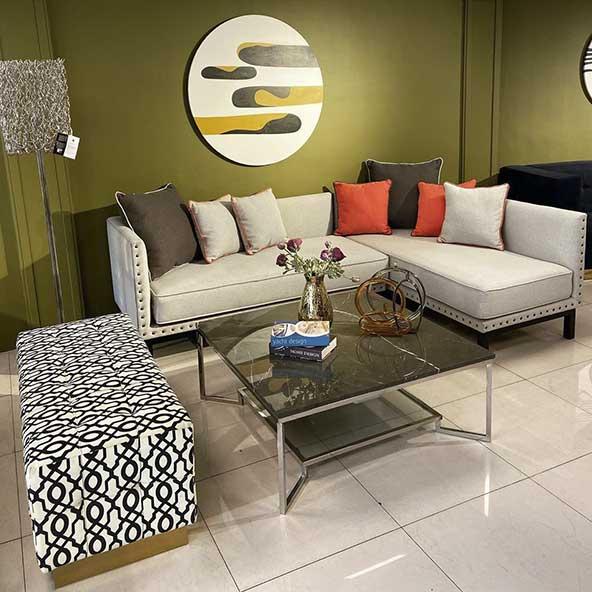 مبل جمع و جور و شیک برای فضاهای آپارتمانی کمجا