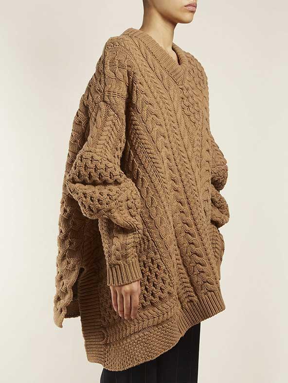 ۳۴ مدل لباس بافتنی دخترانه و زنانه ۲۰۲۰ جدید پاییزی و زمستانی