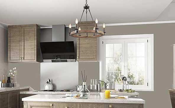 ۳۸ مدل لوستر ۲۰۲۰ جدید، مدرن و خوش قیمت پذیرایی، اتاق و آشپزخانه