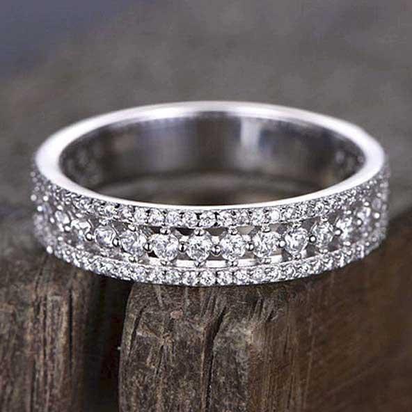 0d0a8f2422f844bea804d50a478923cc donoghte.com  - ۳۰ عکس مدل حلقه ازدواج و نامزدی جدید ۲۰۲۱ ست، مردانه و زنانه