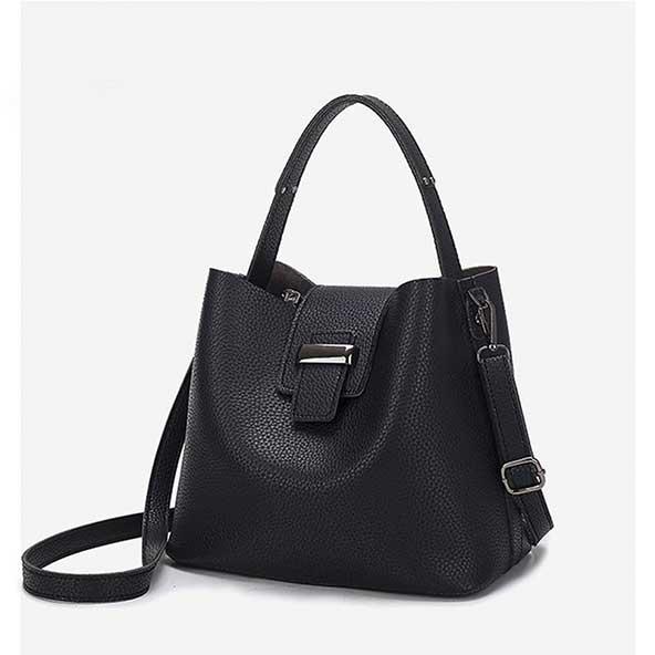 کیف اداری جدید مشکی رنگ برای خانمهای شاغل