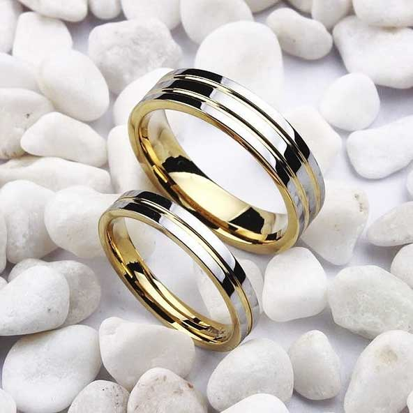 533150361e129bb16c97ac2111148fab donoghte.com  - ۳۰ عکس مدل حلقه ازدواج و نامزدی جدید ۲۰۲۱ ست، مردانه و زنانه