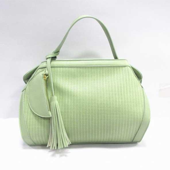 کیف دخترانه اسپرت مدل ۲۰۲۰ با رنگ سبز خاص