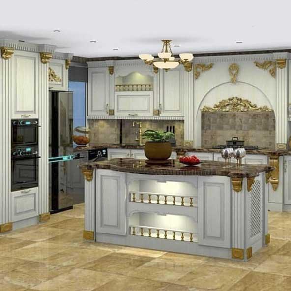 ۳۷ مدل کابینت ۲۰۲۰ جدید برای آشپزخانه در طرح های شیک و لاکچری