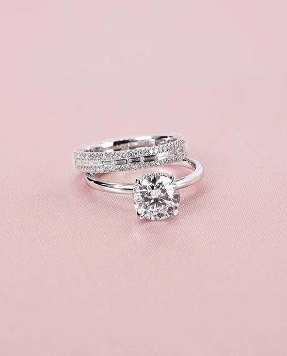 a9f9518bf3257690241260cd12074f18 donoghte.com  - ۳۰ عکس مدل حلقه ازدواج و نامزدی جدید ۲۰۲۱ ست، مردانه و زنانه