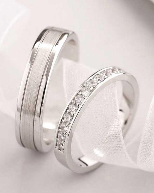 b7ff89378f9e7ac509a8e4de8627afc5 donoghte.com  - ۳۰ عکس مدل حلقه ازدواج و نامزدی جدید ۲۰۲۱ ست، مردانه و زنانه