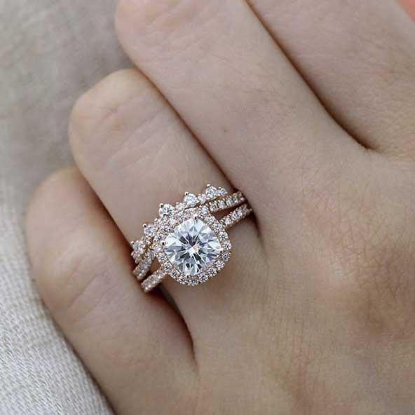 ced524539eea1aa2a537c2b370ca3108 donoghte.com  - ۳۰ عکس مدل حلقه ازدواج و نامزدی جدید ۲۰۲۱ ست، مردانه و زنانه