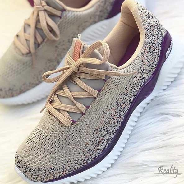 ۳۵ مدل کفش اسپرت دخترانه و زنانه ۲۰۲۰ جدید و شیک با عکس جذاب