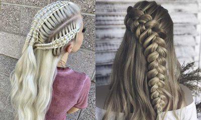 مدل بافت مو دخترانه و زنانه