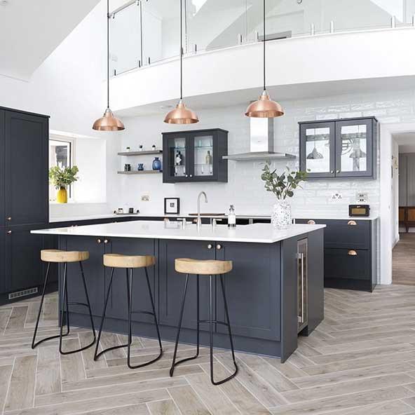 آشپزخانه ی مدرن
