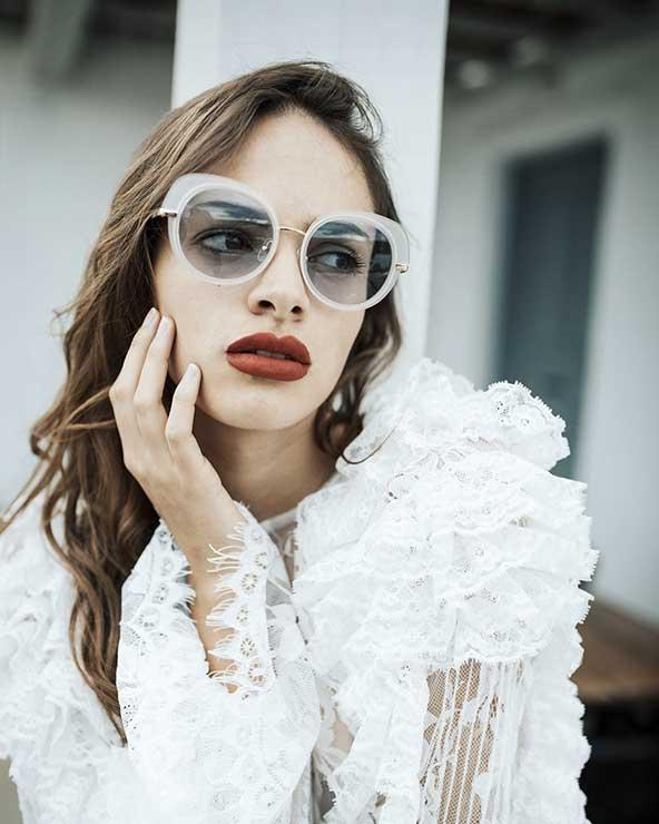 عینک های آفتابی زنانه با دیزاین لاکچری و قیمت مناسب