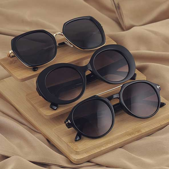 مدلهای اورجینال عینک آفتابی برای خانمها در سنین مختلف