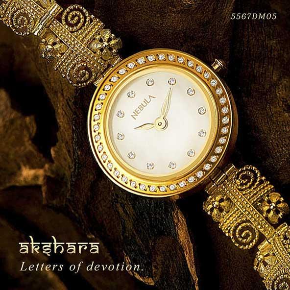 ساعت طلایی رنگ صفحه گرد مدل جدید برای سلیقه های خاص
