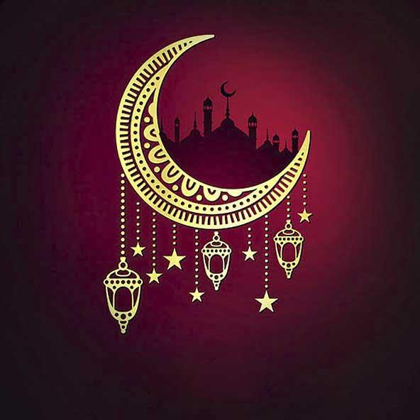 عکس بدون متن برای استفاده در شبکه های اجتماعی بمناسبت ایام ماه رمضان