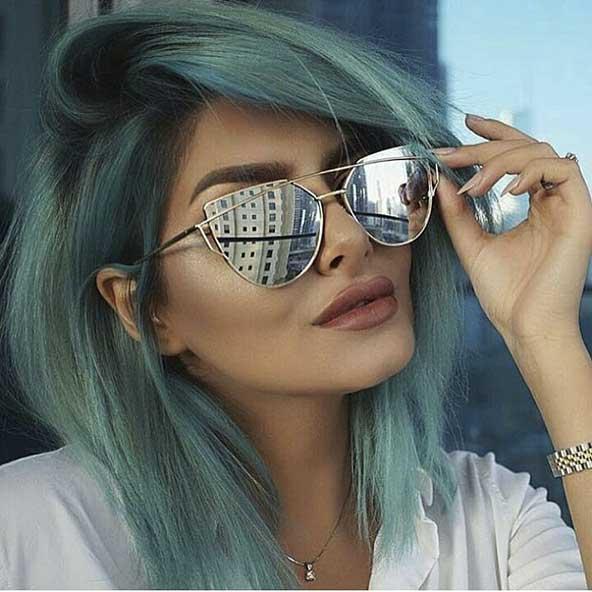 عینکهای زنانه بسیار جذاب بسیار با کلاس در اینستا