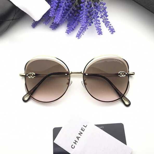 مدل عینک آفتابی زنانه برند شنل